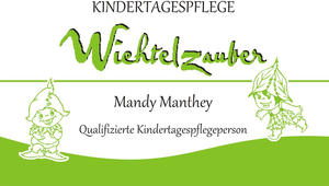 Kindertagespflegeperson M. Manthey